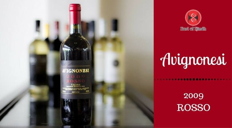 Avignonesi is a well-regarded winery in Tuscany, consisting of a group of four farms which each specialize in particular grape varieties.  Book A Table Now: + 65 6681 6694/+65 6339 3394 'Like' our FB page & be updated: www.facebook.com/earlofhindh