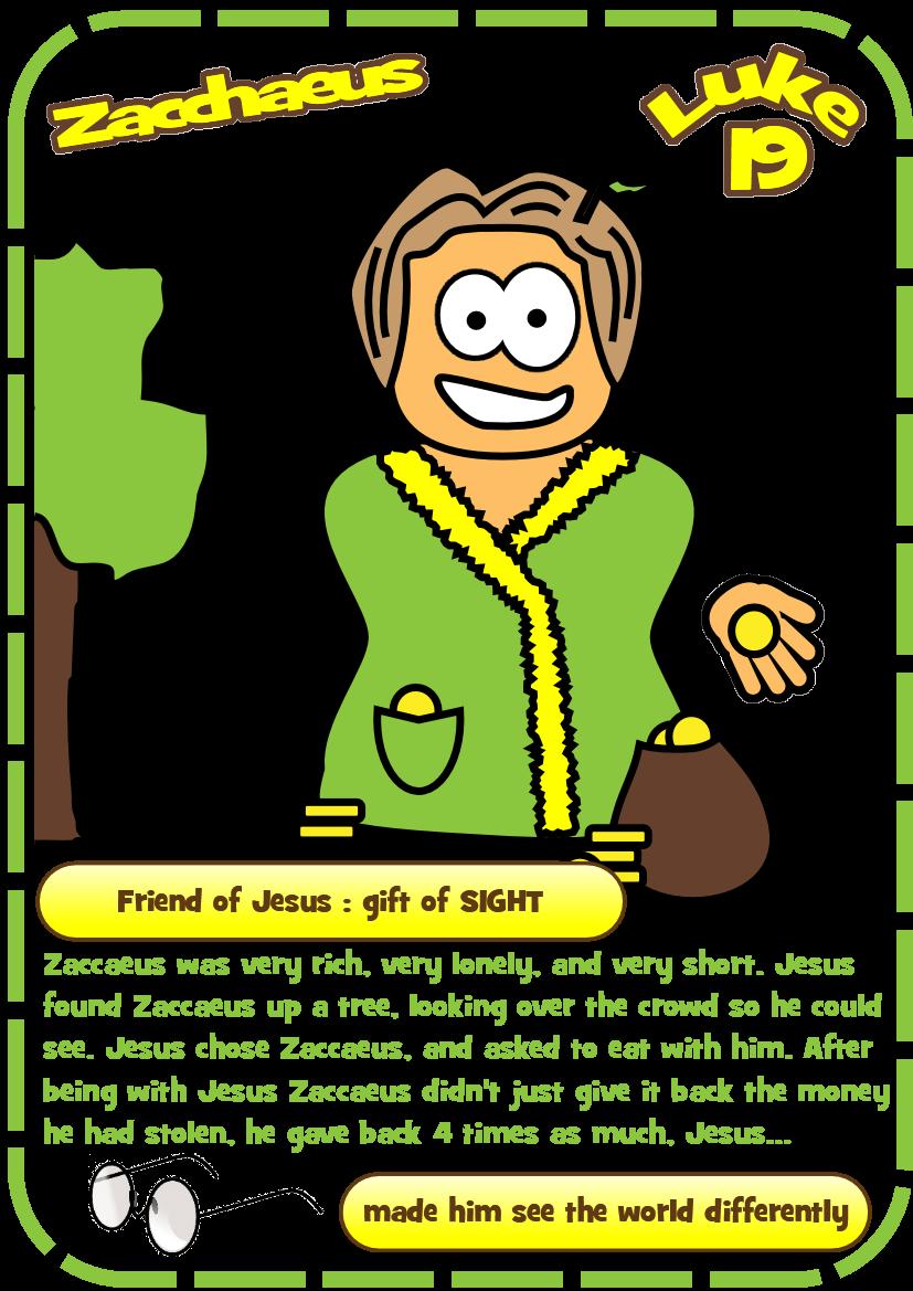 card-English-Zaccheus   BIBLE: ZACHEUS   Pinterest   Zacchaeus ...