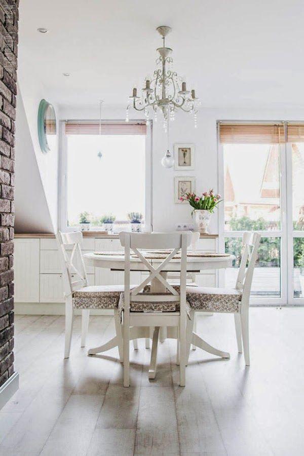 Inspiración: Una casa NÓRDICA Y CON TOQUES DE CLÁSICO RENOVADO   Decoración