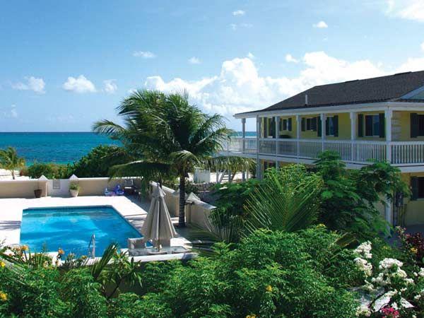Aquamarine Beach Houses Grace Bay Turks And Caicos Islands British West Ins