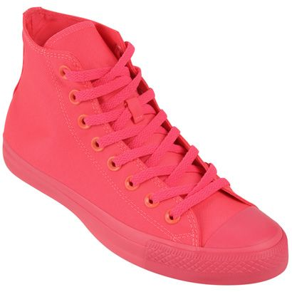 zapatillas converse chuck taylor all star monochrome neon