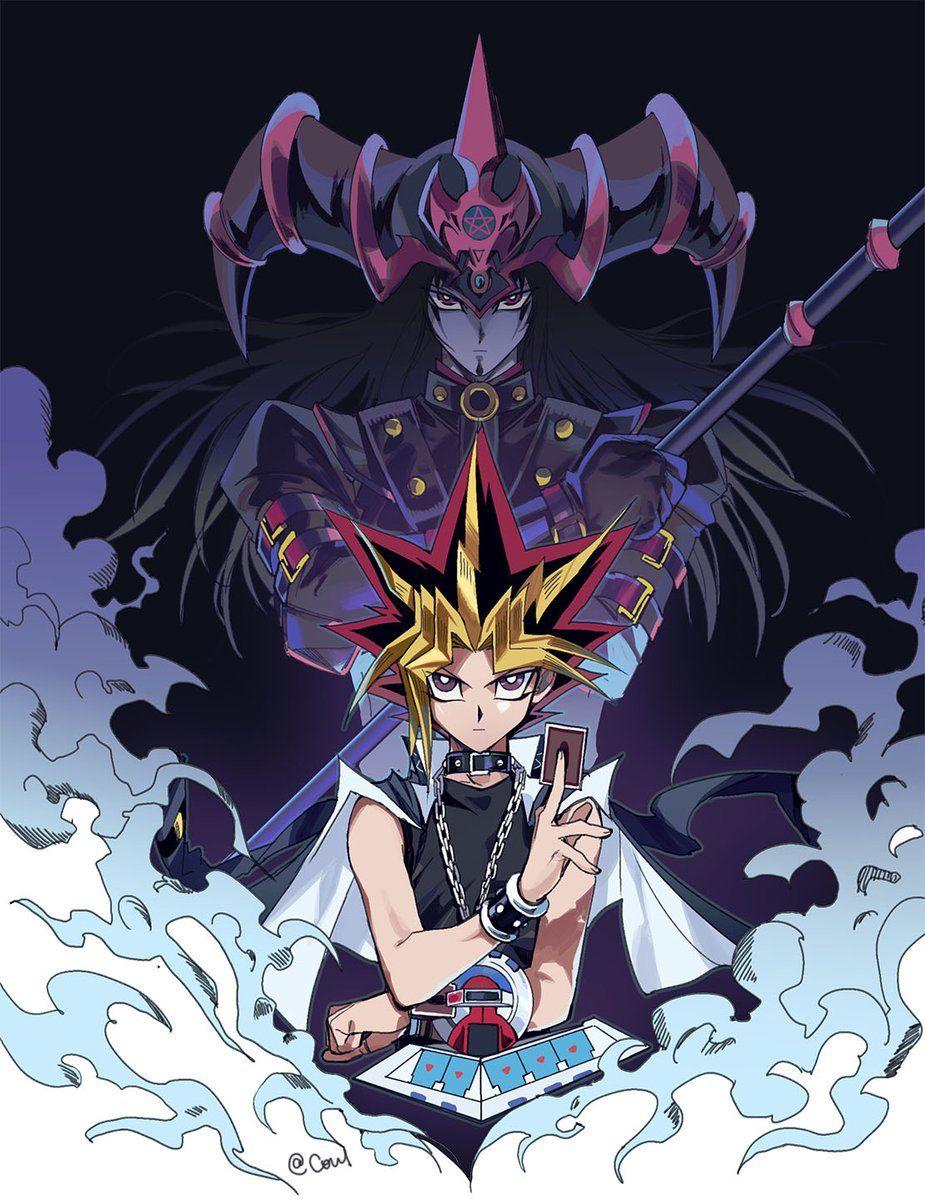 Pin by jonah battaglia on dark magician in 2020 yugioh