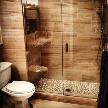Complete Tile Shower In Tedmond | Yelp