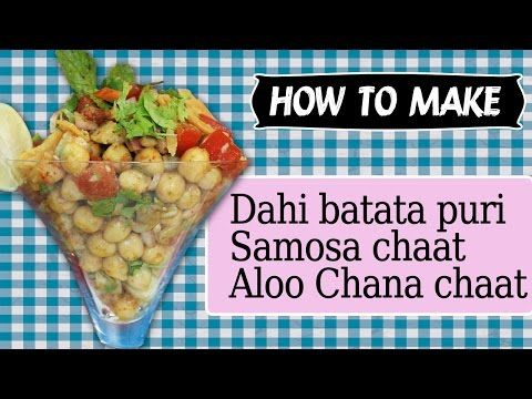 Indian street food recipes compilation part 1 aloo chana chaat food indian street food recipes forumfinder Gallery
