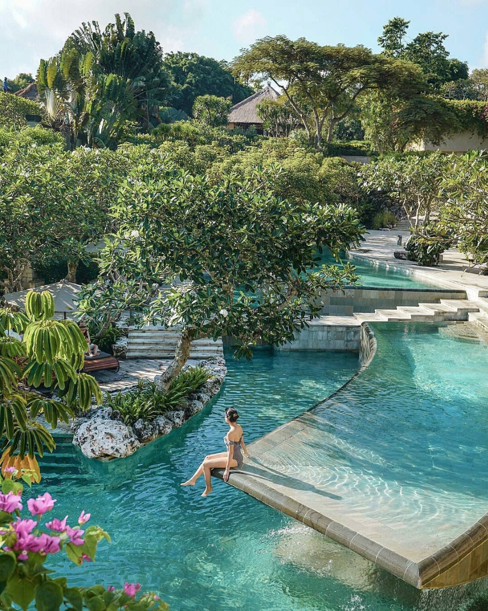Dive In The Dreamiest Hotel Pools From Around The World Ayana Resort Bali Resort Luxury Lifestyle Travel
