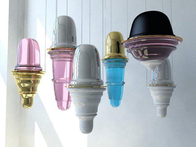 Fancy - Glass Lamps
