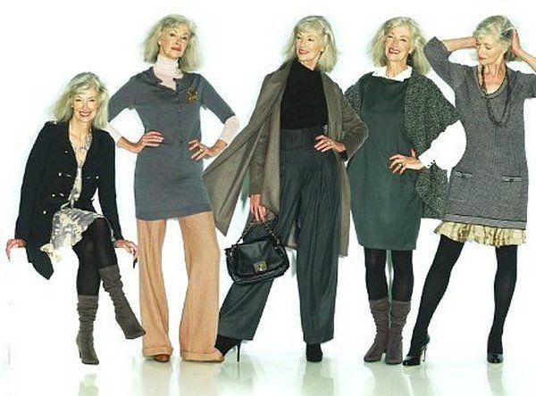 верхняя одежда для женщин после 40 лет фото: 17 тыс ...