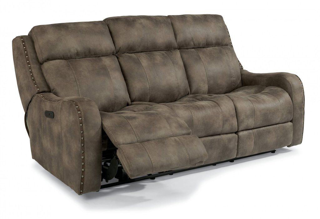Derek Leather Power Reclining Sofa | Living Room | Pinterest | Reclining sofa Living rooms and Room  sc 1 st  Pinterest & Derek Leather Power Reclining Sofa | Living Room | Pinterest ... islam-shia.org