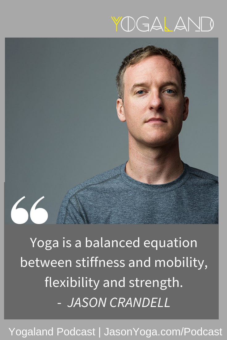 This week, Jason and I are tackling another common question that modern yoga students ask: Is yoga e...