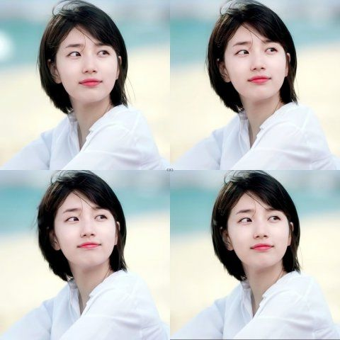 Pin By Sra Riadh On Girls Korean Hairstyle Short Hair Styles Suzy