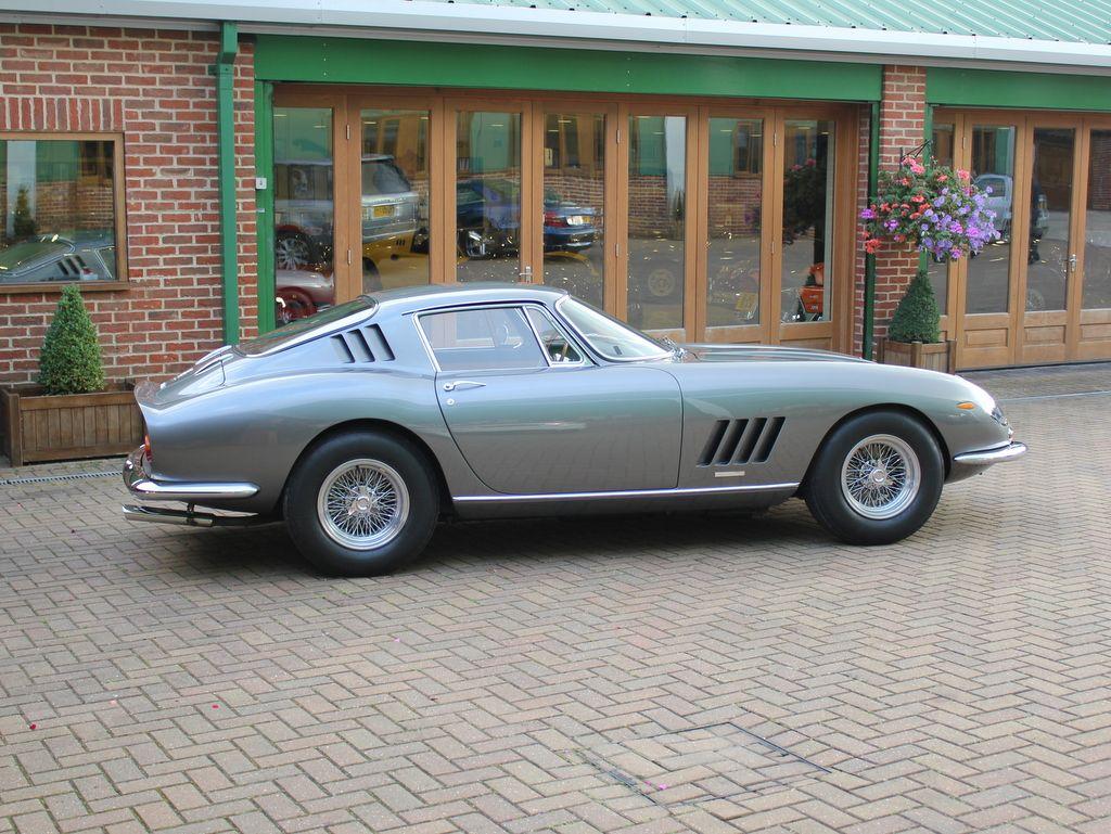 Ferrari 275 4 gtb berlinetta jd classics