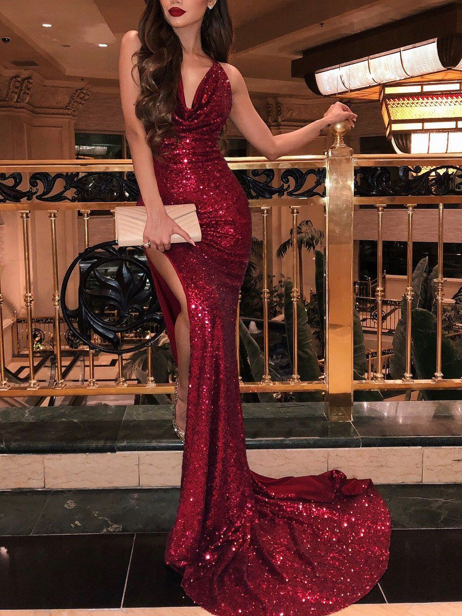 Pin by Allison on SWEET 16 DRESSES!! | Sparkly prom