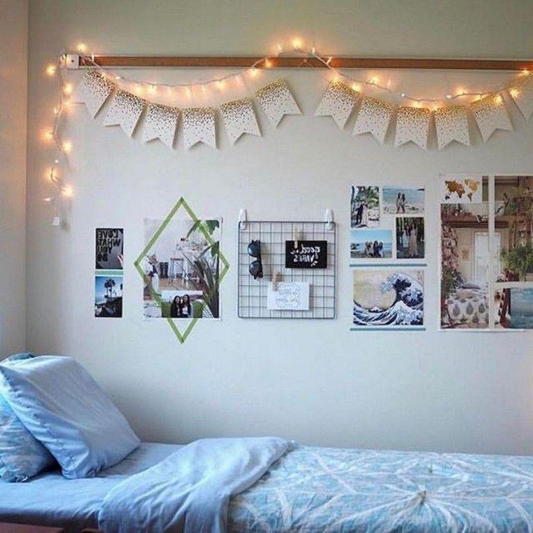 43 Wonderful Diy Dorm Room Decorating Ideas On A Budget Dorm Room Wall Decor Dorm Room Diy Dorm Room Decor