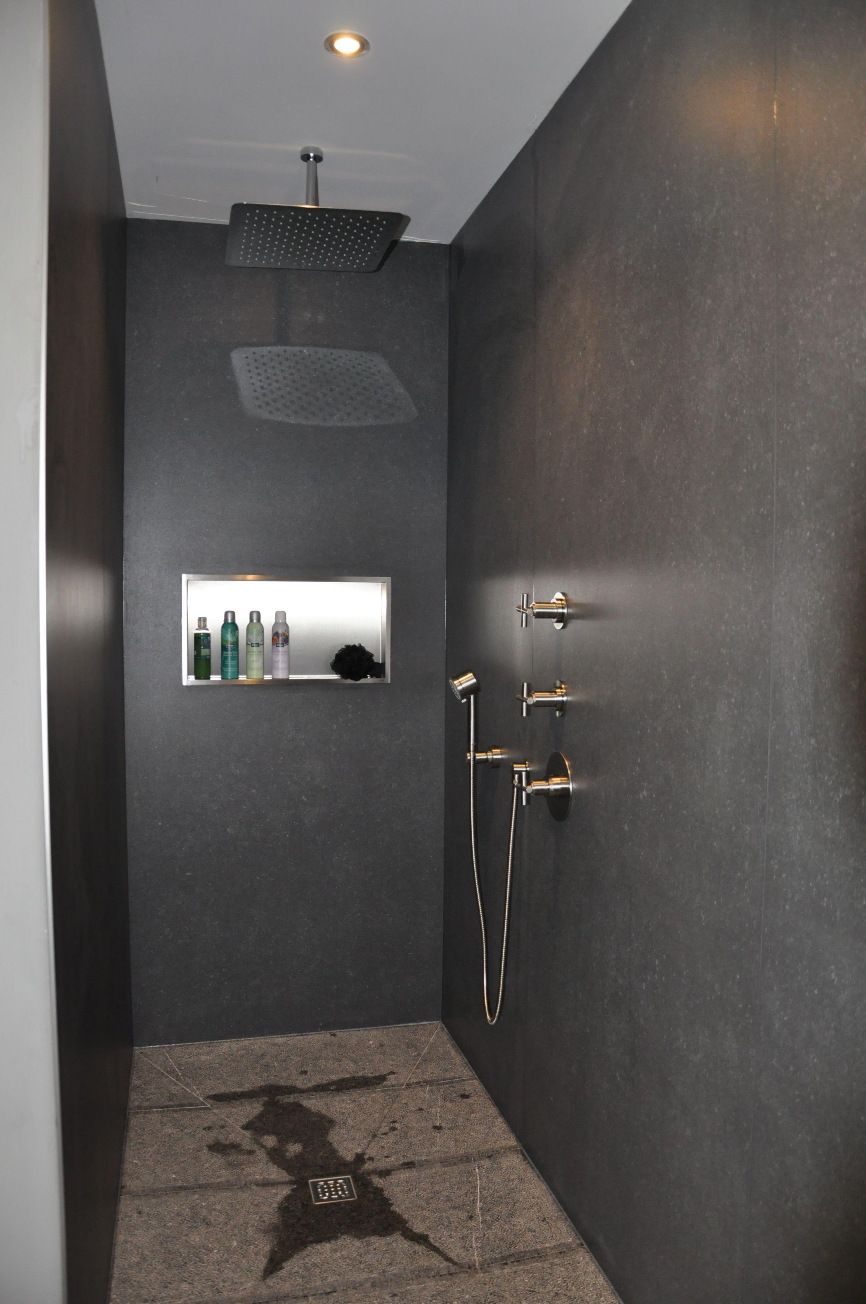 badkamerrenovatie te neerpelt inloopdouche met rvb kraanwerk