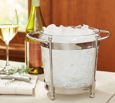 Ava Ice Bucket Ice Bucket Bar Glassware Wine Bucket