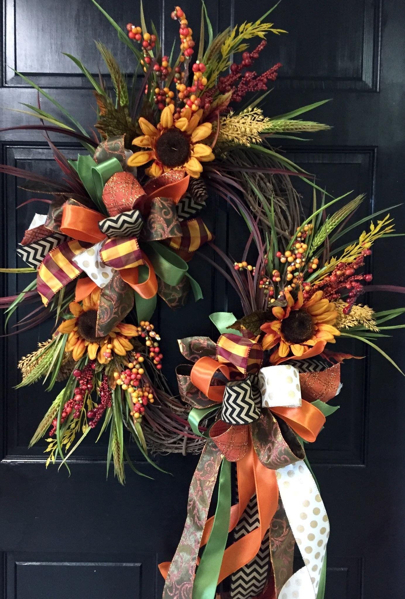 Photo of Summer Field Flower Wreath