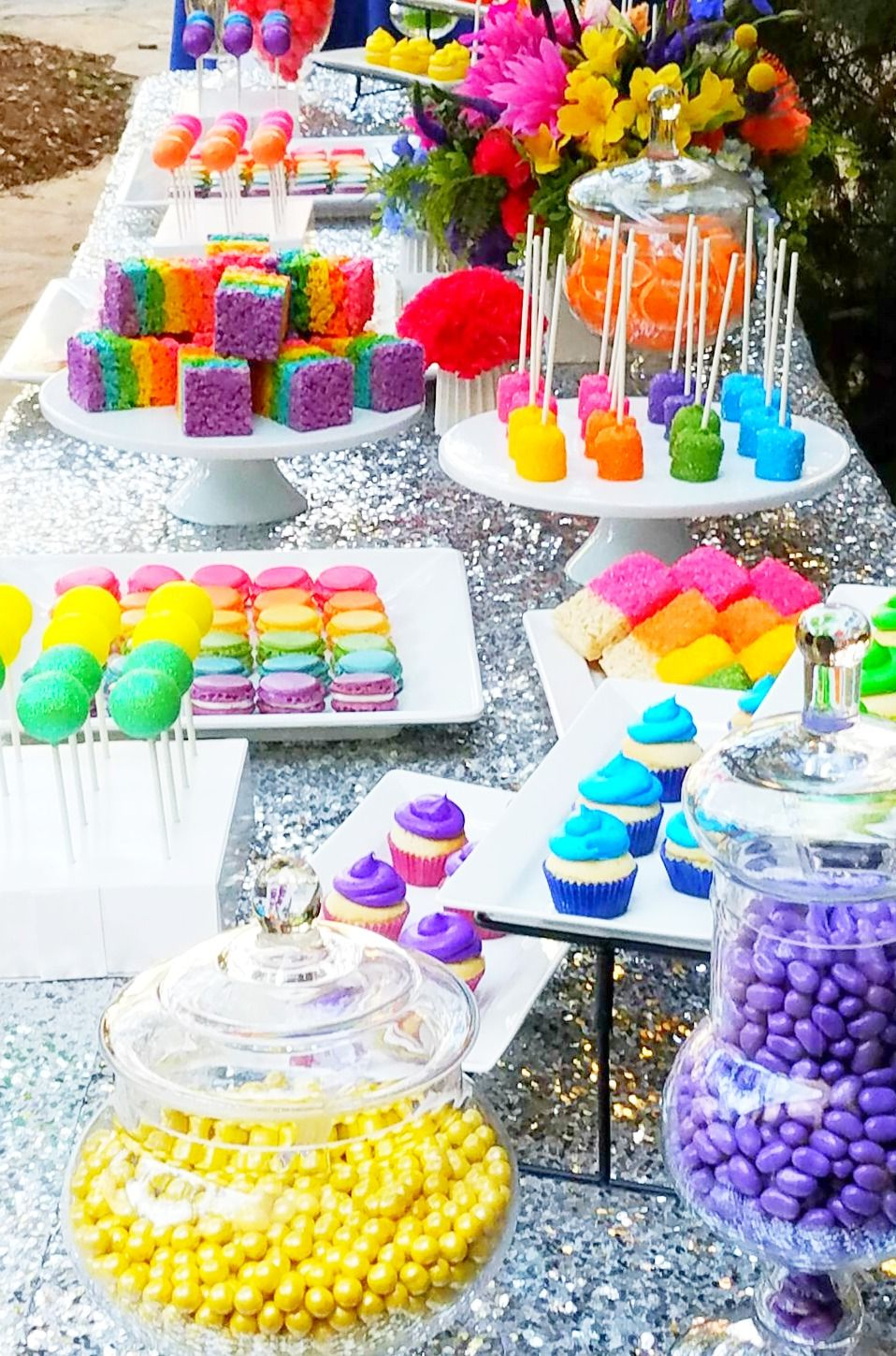 Dreamworks Trolls The Beat Goes On Birthday Party Candy Or