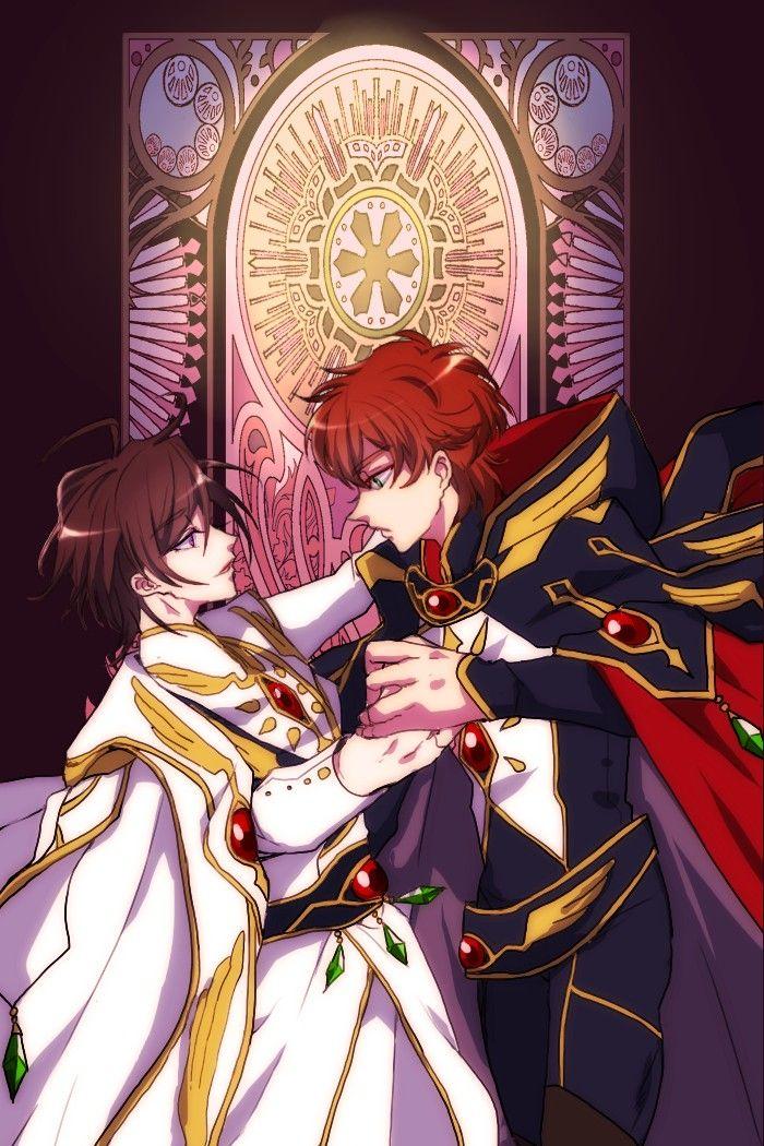 Code Geass Emperor Lelouch vi Britannia & The Knight of