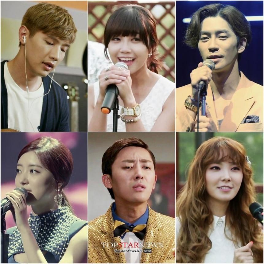 '트로트의 연인' 특급 배우들의 '특급 열연' http://bit.ly/1vjsXZK pic.twitter.com/mYPlFhdOK3
