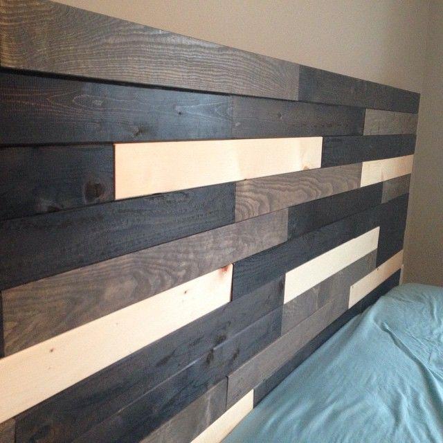 Diy Headboard Out Of Ikea Bed Slats Ikea Bed Slats Bed Slats