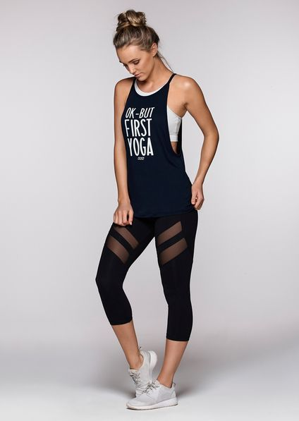 fc7aaa8d6f Awesome 51 Best Stylish Workout Outfits of Instagram