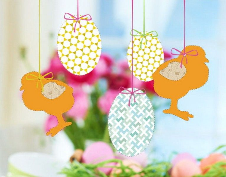 40 creative easter decorating ideas - Easter Decoration