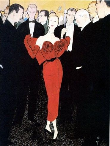 Photo of Dior Illustrated: René Gruau and the Line of Beauty