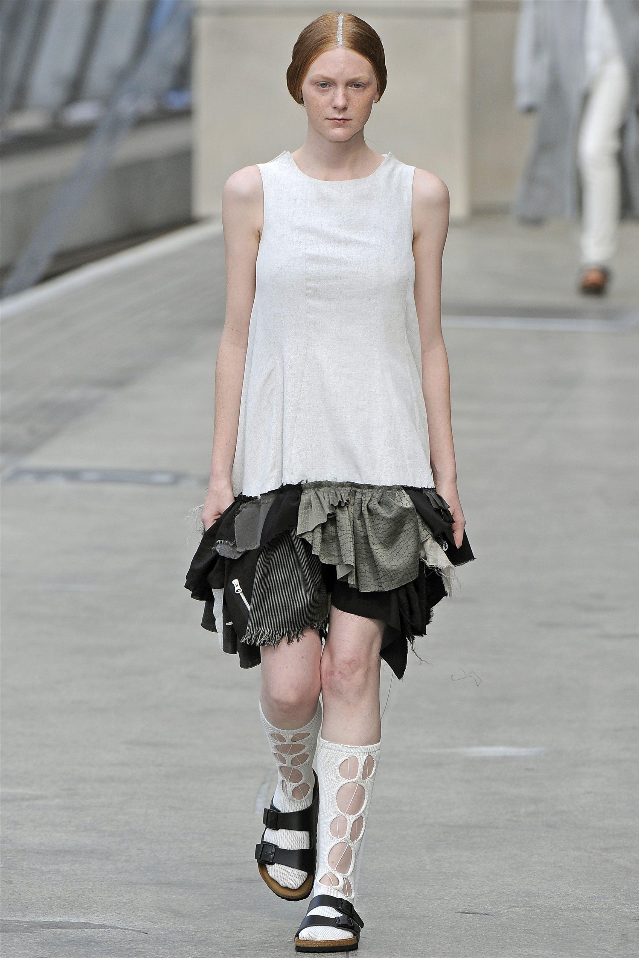 Sfilata Fashion East Londra - Collezioni Primavera Estate 2011 - Vogue