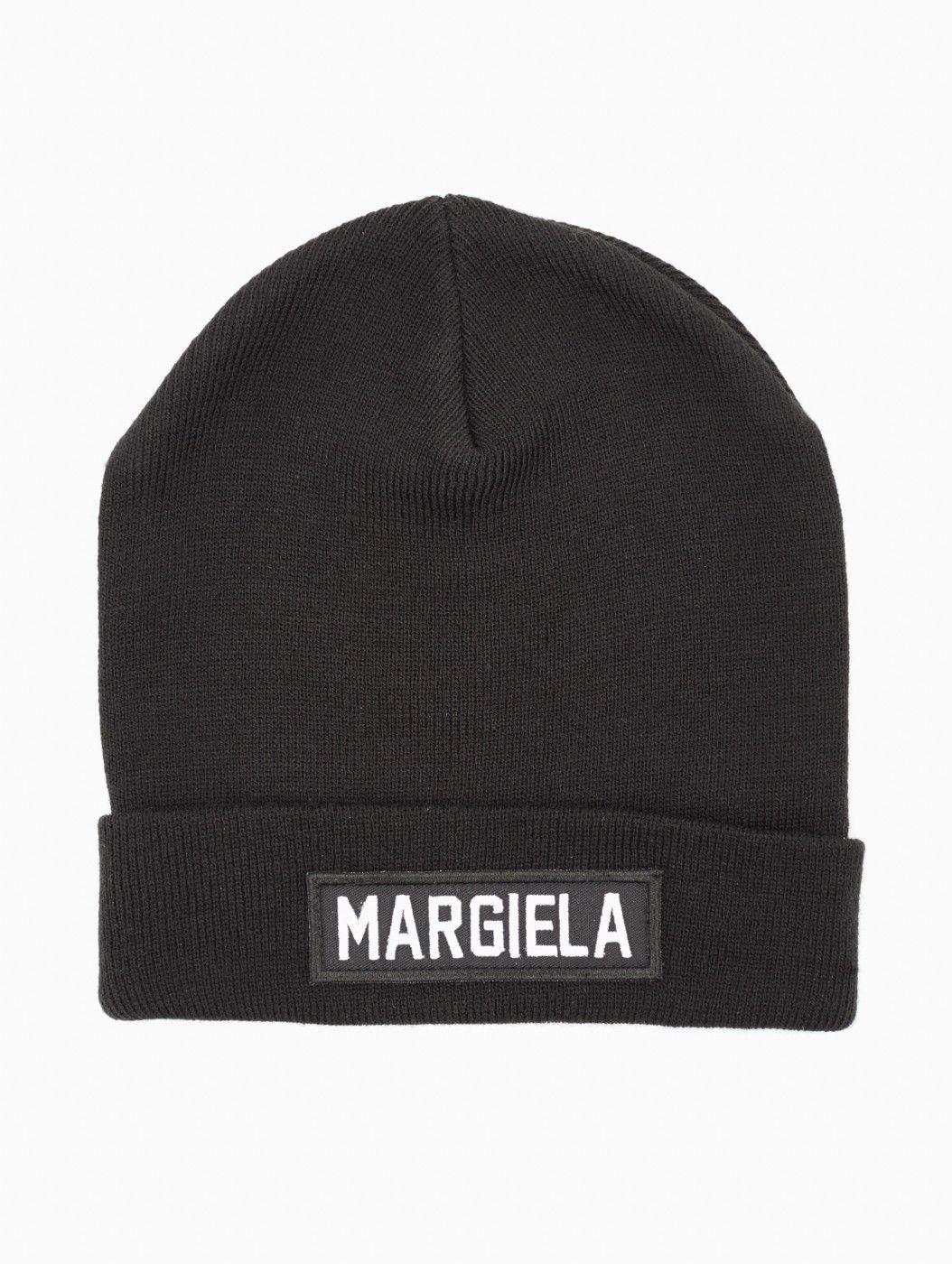 """Margiela"" beanie"