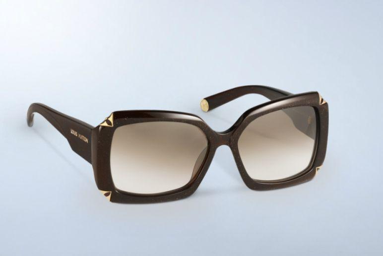 459493e71e3 Louis Vuitton Hortensia Z0366W Brown Glitter