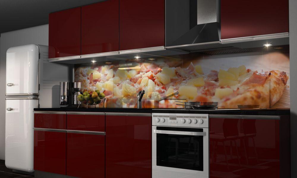 Küchenrückwand Folie ~ Küchenrückwand uni lindgrün küchenrückwände