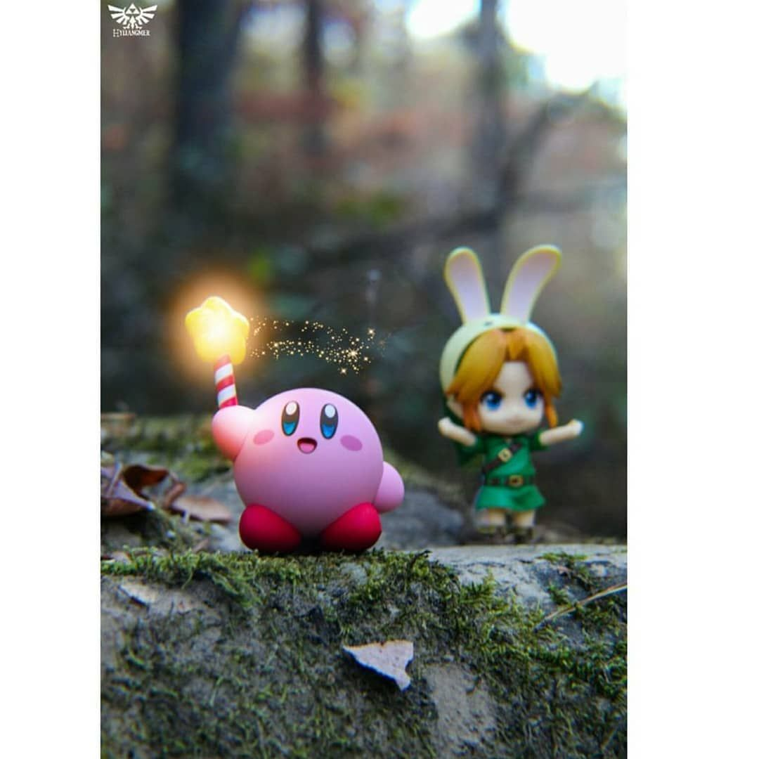 #flashbackfriday Kirby shining his Star Rodso shiney Friday is here and E3 is overwish i could have gone...maby next year What was your favorite from E3so many things i loved from NintendoSmash ofcourse was the star! But i enjoyed Sony as welland im extremely excited for SpiderManthat looks incredible!!! #nintendo #nintendogeek #nintendolife  #kirby #kirbysdreamland  #goodsmilecompany #figma #nendoroid  #maxfactory #tokyootakumode #tomsenpainoticeme #toyphotography #toyartistry_elite #toyboners #toyunion #ata_dreadnoughts #toygroup_alliance #toptoyphotos #photography #canonusa ##videogames #kawaiitoys #thelegendofzelda