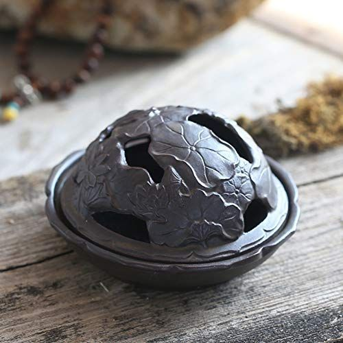 IncenseBurner Retro Creative Holder Ceramic Handmade Incense Holder Burner Porcel  IncenseBurner Retro Creative Holder Ceramic Handmade Incense Holder Burner Porcelain C...
