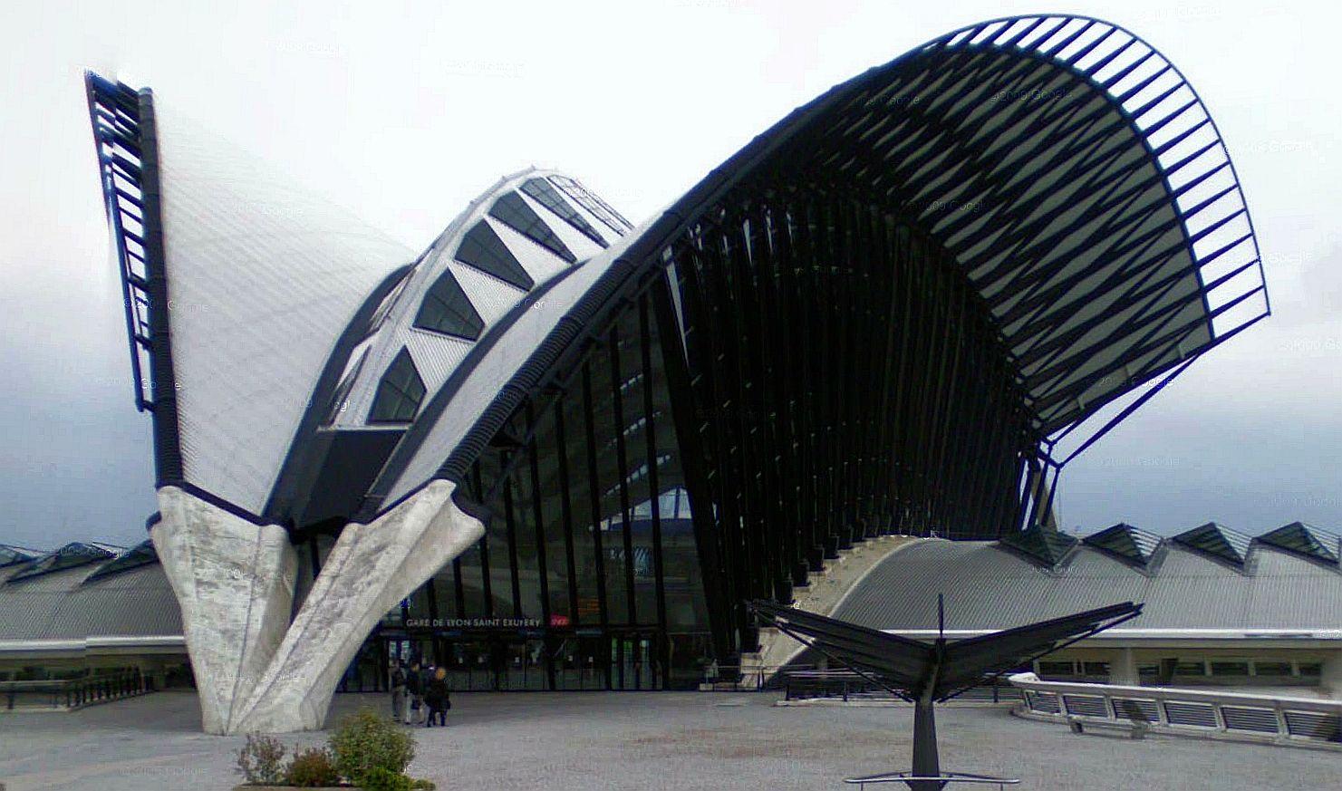Aeroport de Lyon-Saint Exupéry Airport,  Lyon, France