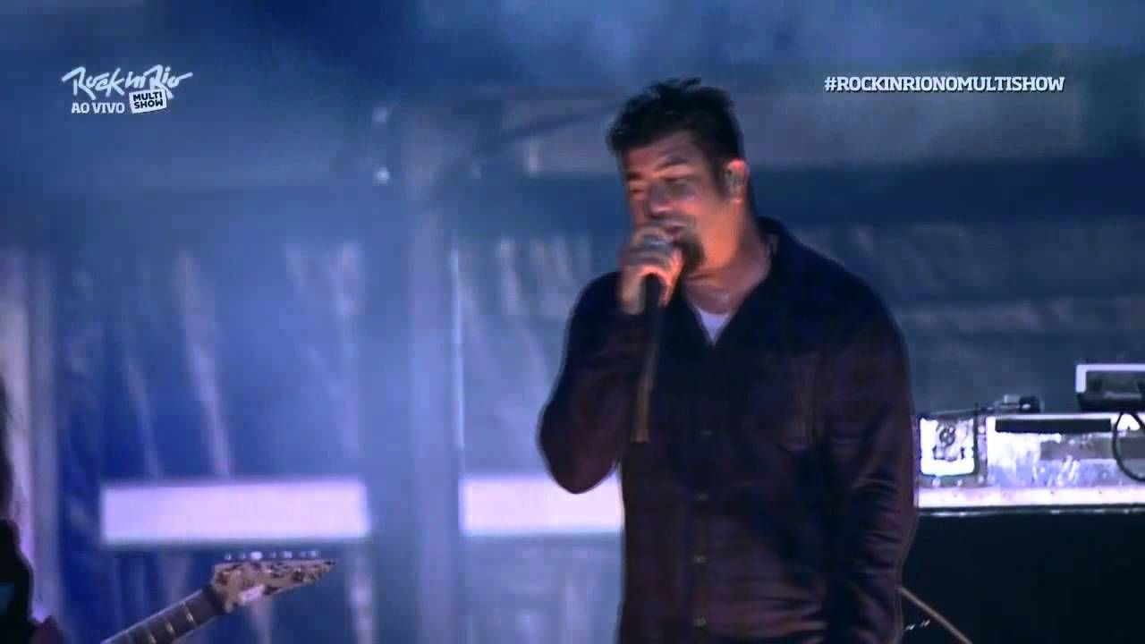 Deftones Be Quiet And Drive Live At Rock In Rio 2015