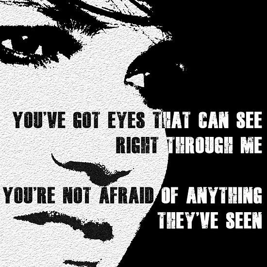 U2 Song For Someone Eyes By Clad63 U2 Songs U2 Quotes Songs