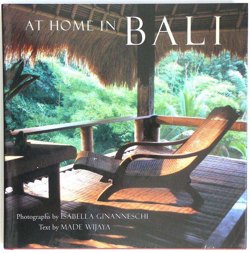 At Home in Bali Bali style home, Asian home decor, Balinese