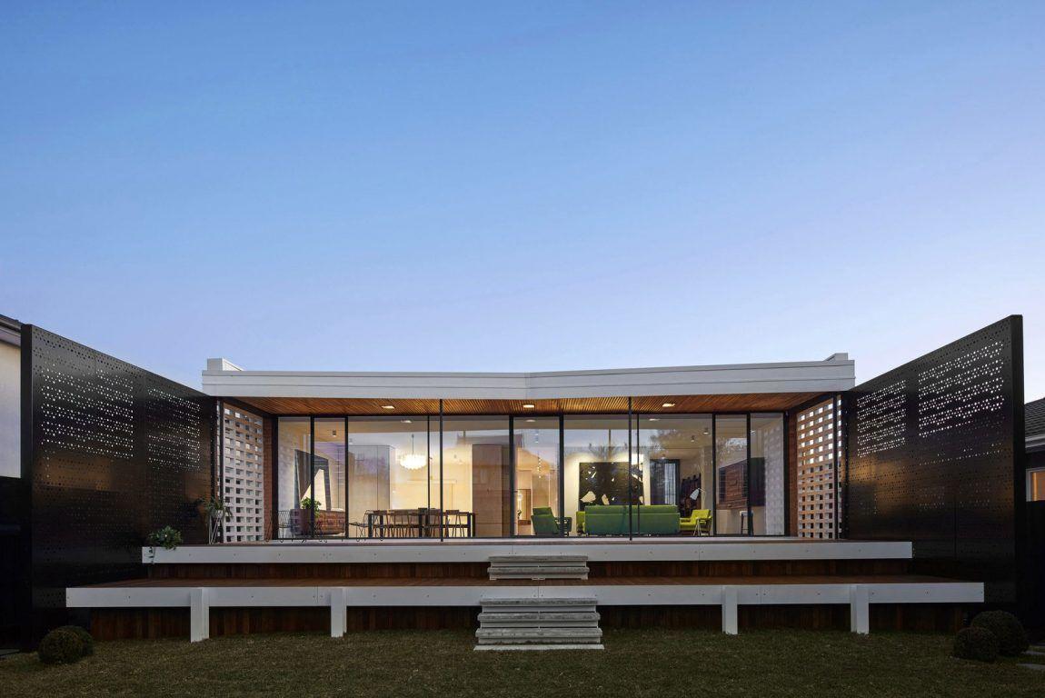 Branch Studio Architects Design a Home in Victoria