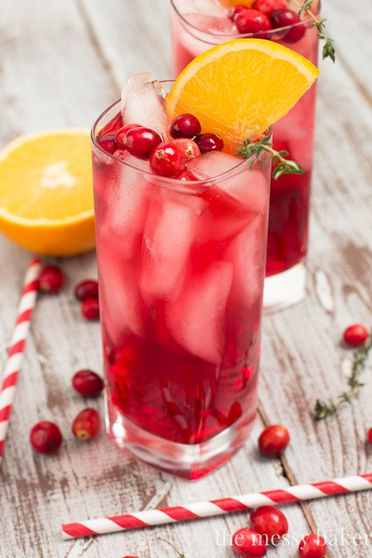 Cranberry orange gin fizz with thyme recipe gin fizz gin and cranberry orange gin fizz with thyme recipe gin fizz gin and winter drinks sisterspd