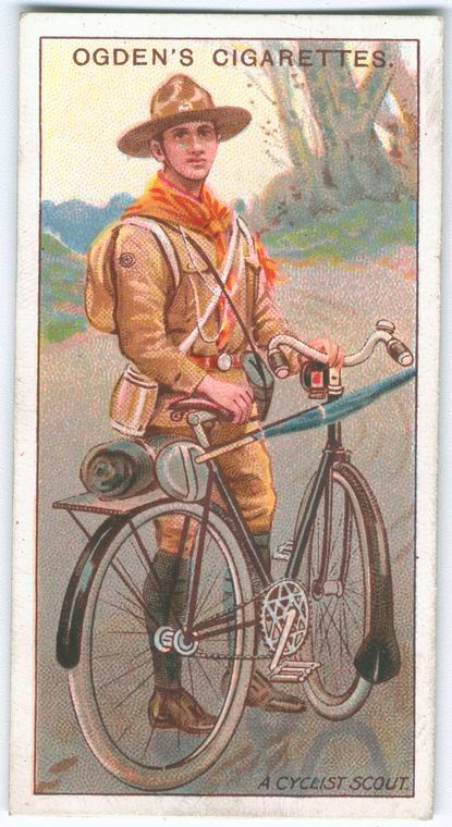 Odgens Scout Cyclist