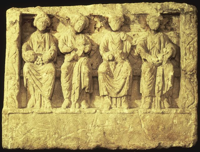 In ancient and classical times, many cultures celebrated a holiday honoring motherhood personified as a goddess.