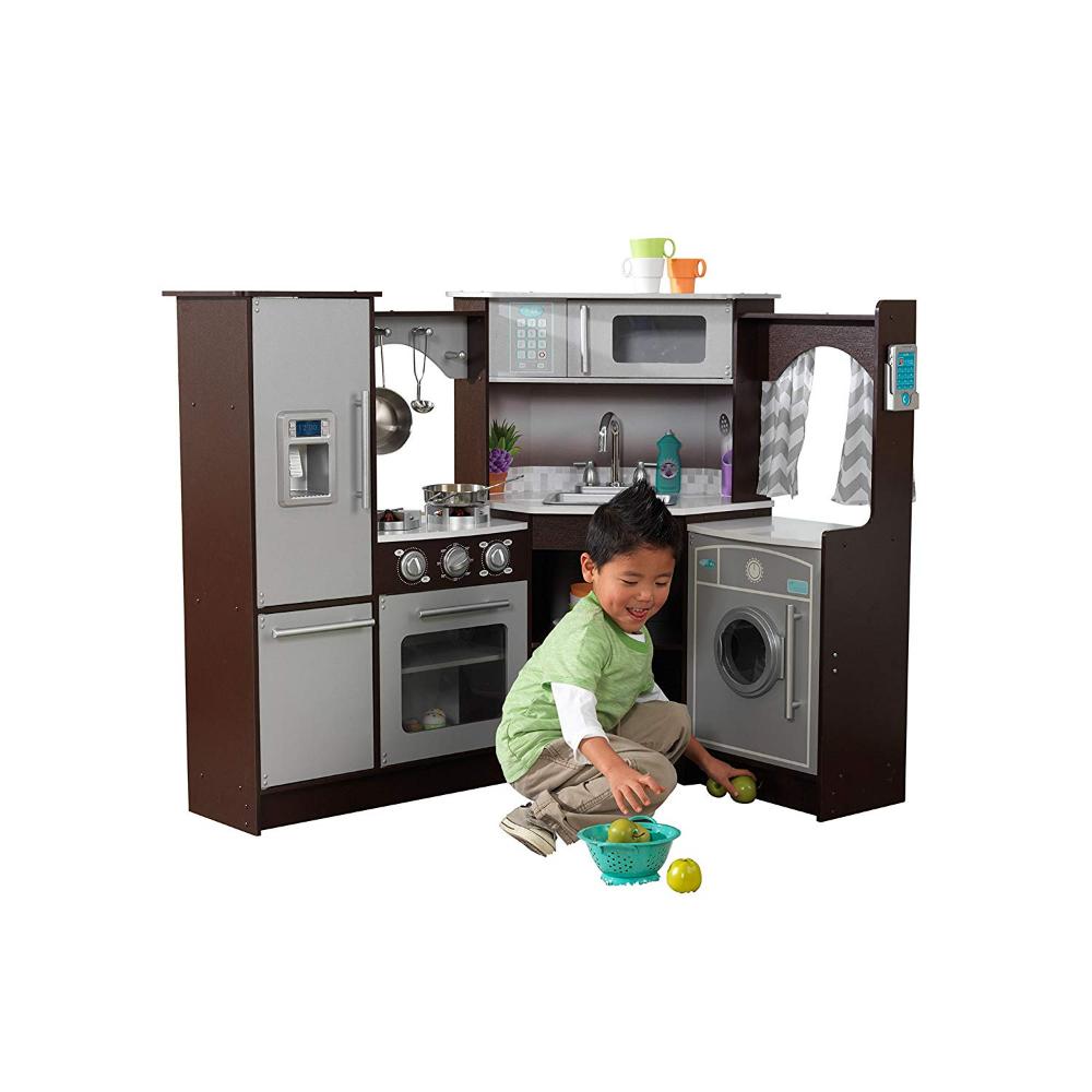 KidKraft Ultimate Corner Play Kitchen with