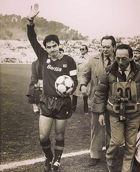 """""""Mi piace"""": 1,274, commenti: 3 - AS Roma (@asroma_fanpage_1927) su Instagram: """"Auguri eterno e immortale Capitano! Ago!💛❤ #DiBartolomei…"""""""