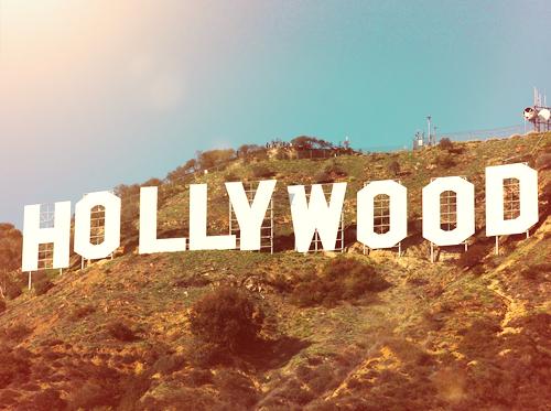 Hoolywood Hollywood Hills Hollywood Hollywood California