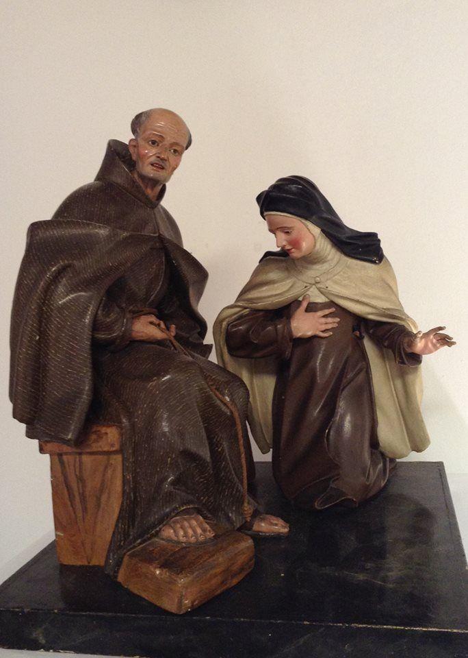 'Me dio luz en todo'. Teresa de Jesús y fray Pedro de Alcántara
