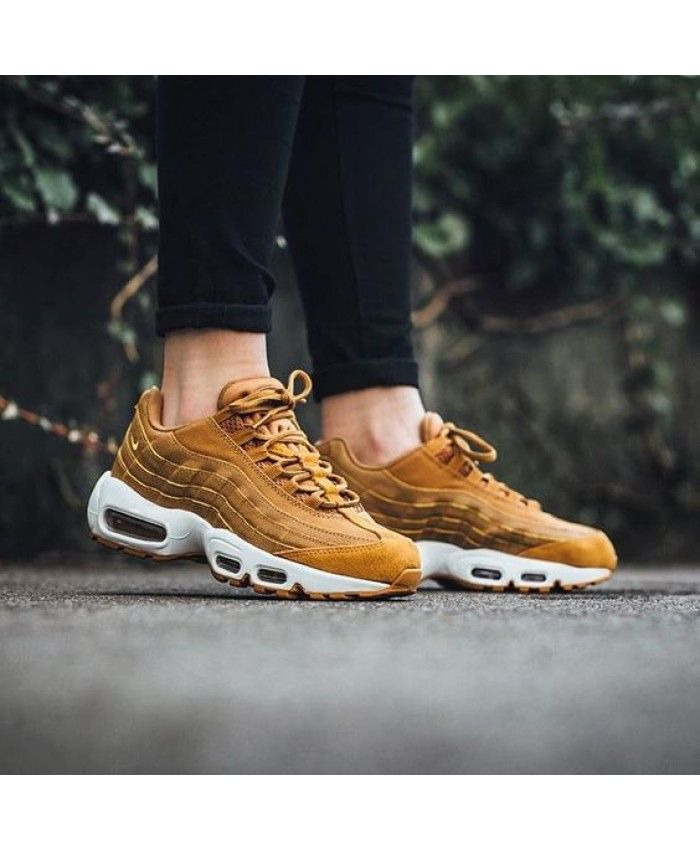 info for 041bb cfe67 Nike Air Max 95 Desert Gold Unisex Shoes Air Max 95 Mens, Nike Free Shoes