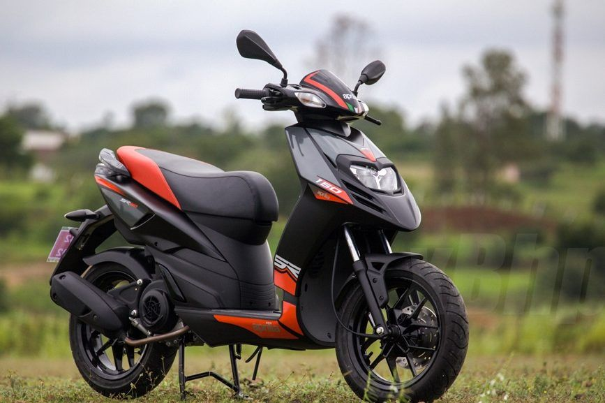 Aprilia Sr150scooter Is The Best Under 150cc Category For Ones