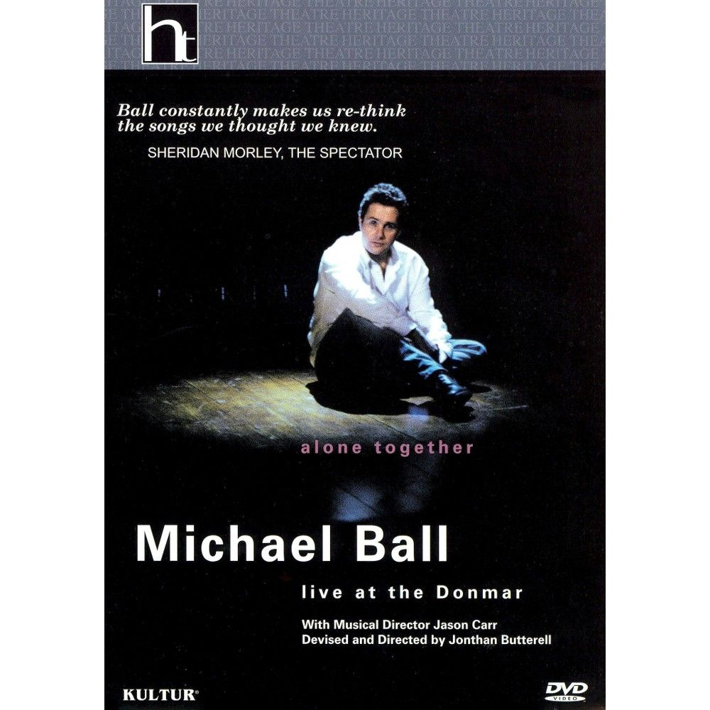 Michael Ball: Alone Together - Live at the Donmar (dvd_video)