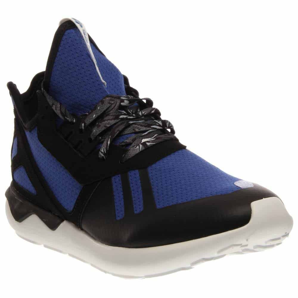 Adidas Originals Tubular Runner (10.5, Collegiate Royal/Black/White). Sleek