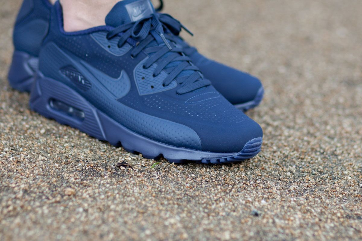 nike air max 90 ultra moire navy